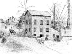Bentonville Mills 1890