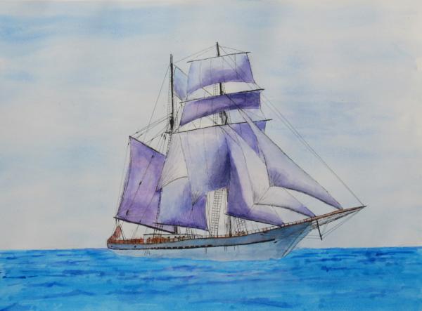 Purple Sails