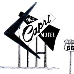 The Capri Motel