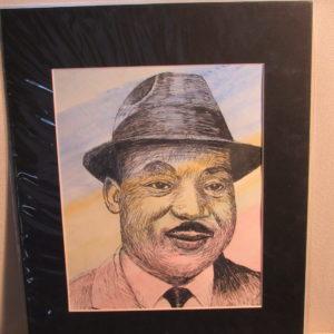 Martin Luther King, Original Work